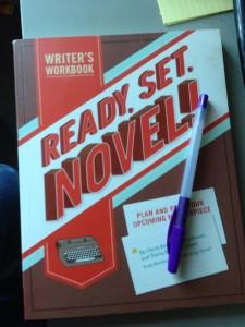 ready set novel